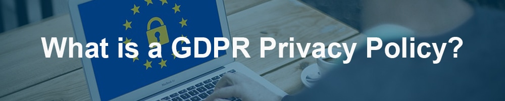 Privacy Policy >> Gdpr Privacy Policy Template Create Your Own Privacy Policy For Gdpr